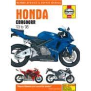 Honda Cbr600rr, '03-'06 Haynes Repair Manual