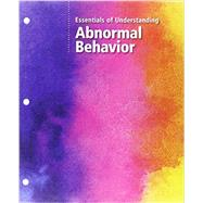Bundle: Essentials of Understanding Abnormal Behavior, Loose-leaf Version, 3rd + LMS Integrated for MindTap Psychology, 1 term (6 months) Printed Access Card