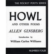 Howl and Other Poems by Ginsberg, Allen, 9780872860179