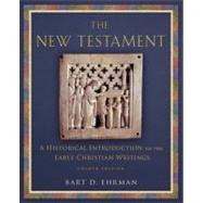 The New Testament; A Historical Introduction to the Early Christian Writings,9780199740307