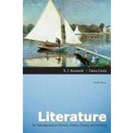Literature : An Introduction to Fiction, Poetry, Drama, and Writing,9780205230389