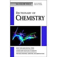 Dictionary of Chemistry,9780071410465