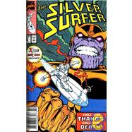 Silver Surfer Rebirth of Thanos