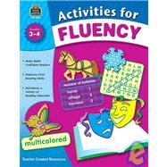 Activities for Fluency, Grade 3-4