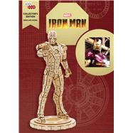 Marvel's Iron Man Collector's Edition Book and Model