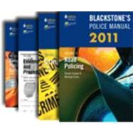 Blackstone's Police Manuals 2011: Four Volume Set
