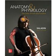 ANATOMY+PHYSIOLOGY (LOOSELEAF),Saladin, Kenneth,9781260791624