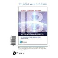 International Business, Student Value Edition