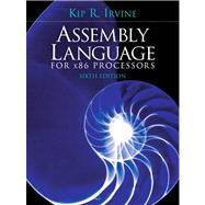 Assembly Language for x86 Processors,9780136022121