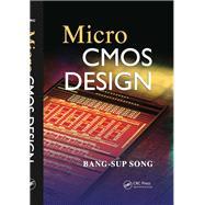 MicroCMOS Design by Song; Bang-Sup, 9781138072367