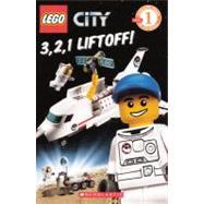 Lego City 3, 2, 1, Liftoff!
