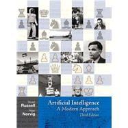 Artificial Intelligence A Modern Approach by Russell, Stuart; Norvig, Peter, 9780136042594