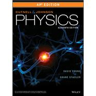 Physics, AP Edition by John D. Cutnell, 9781119472865
