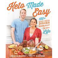Keto Made Easy by Barot, Megha; Gaedke, Matt, 9781628602883
