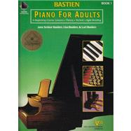 Piano for Adults: A Beginning Course : Lessons, Theory, Technic, Sight Reading