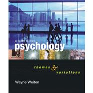 Psychology : Themes and Variations,9780495093039