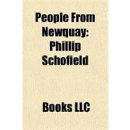 People from Newquay : Phillip Schofield by , 9781156223109