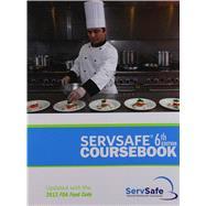 ServSafe Manager Coursebook by National Restaurant Association, 9781582803180