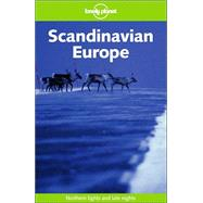 Lonely Planet Scandinavian Europe,9781740593182