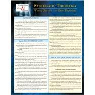 Systematic Theology Laminated Sheet