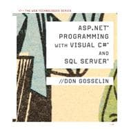 ASP . NET Programming with C# and SQL Server