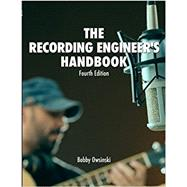 The Recording Engineer's Handbook by Owsinski, 9780998503301