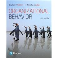 Organizational Behavior, Student Value Edition + 2019 MyLab Management with Pearson eText -- Access Card Package