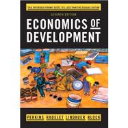 Economics of Development,9780393123524