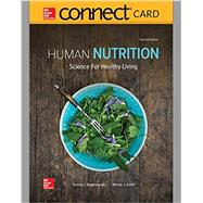 Connect Access Card for Human Nutrition: Science for Healthy Living