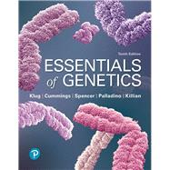 Essentials of Genetics Plus Mastering Genetics -- Access Card Package