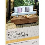 Modern Real Estate Practice in Ohio