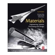 Materials by Ashby, Michael F.; Shercliff, Hugh; Cebon, David, 9780081023761