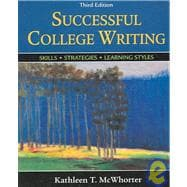 Successful College Writing with Handbook 3e & Research and Documentation in the Electronic Age 4e
