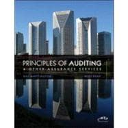 Principles of Auditing & Assurance Services with ACL software CD + Connect Plus,9780077504007