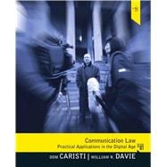 Communication Law,9780205504169