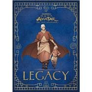 Avatar: The Last Airbender: Legacy by Teitelbaum, Michael, 9781608874477