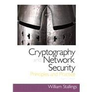 Cryptography and Network Security Principles and Practice,9780133354690