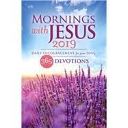 Mornings With Jesus 2019 by Aughtmon, Susanna Foth; DeGear, Elizabeth Berne; Faulkenberry, Gwen Ford; Fox, Grace; Gaul, Heidi, 9780310354765