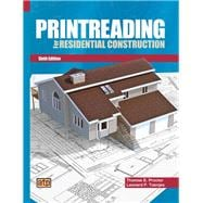 Printreading for Residential Construction by Proctor, Thomas E., 9780826904942
