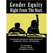 Gender Equity Right From the Start