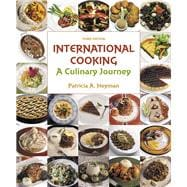International Cooking A...,Heyman, Patricia A.,9780133815238