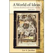 A World of Ideas: Essential Readings for College Writers,9780312385330