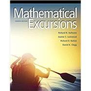 Mathematical Excursions by Aufmann, Richard N.; Lockwood, Joanne; Nation, Richard D.; Clegg, Daniel K., 9781305965584