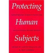 Protecting Human Subjects