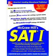 McGraw-Hill's SAT I, 1st Edition