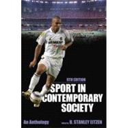 Sport in Contemporary Society An Anthology,9780199945900