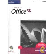 New Perspectives on Microsoft Office Xp