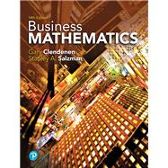 Business Mathematics Plus MyLabMath -- Title-Specific Access Card Package