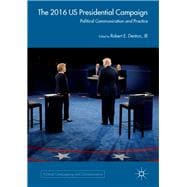 The 2016 Us Presidential Campaign