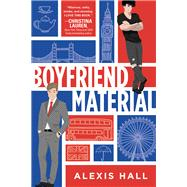 Boyfriend Material by Hall, Alexis, 9781728206141